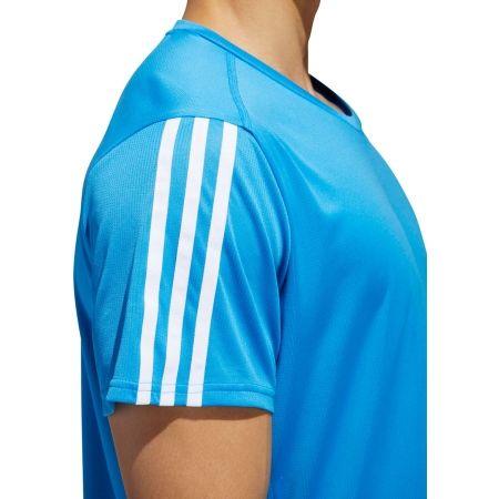 Men's T-Shirt - adidas RUN 3S TEE M - 7