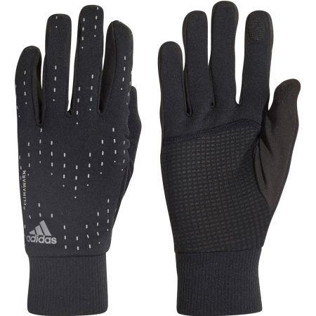 adidas RUN GLOVES - Běžecké rukavice
