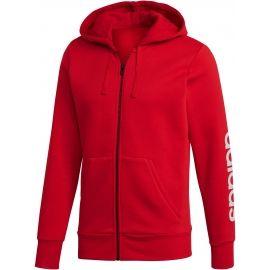 adidas ESS LIN FZHOODB - Men's sweatshirt