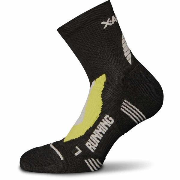 X-Action SOCKS Running M černá 35-38 - Pánské funkční ponožky