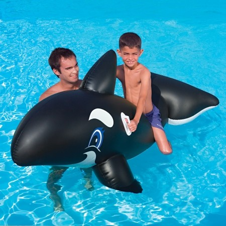 JUMBO WHALE RIDER - Inflatable whale - Bestway JUMBO WHALE RIDER