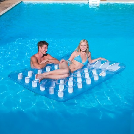 DOUBLE BEACH BED - Inflatable mattress - Bestway DOUBLE BEACH BED