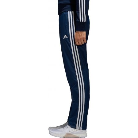 Pánské kalhoty - adidas ESSENTIALS 3 STRIPE WOVEN PANT - 4
