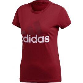 adidas ESSENTIALS LINEAR SLIM TEE - Women's T-shirt
