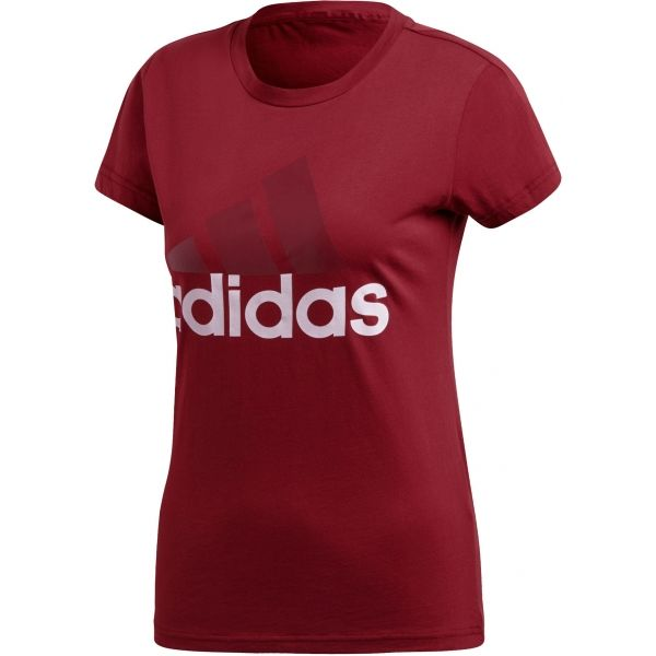 adidas ESSENTIALS LINEAR SLIM TEE - Dámske tričko