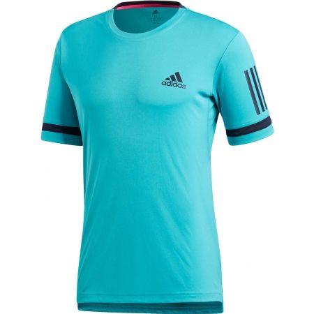 a06cb7ba334e Pánské triko - adidas CLUB 3STR TEE - 1