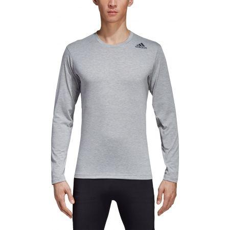 Tréningové tričko - adidas FREELIFT PRIME LONG SLEEVE - 5