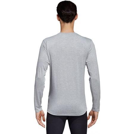 Tréningové tričko - adidas FREELIFT PRIME LONG SLEEVE - 4