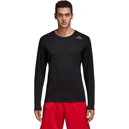 Tréningové tričko - adidas FREELIFT PRIME LONG SLEEVE - 2