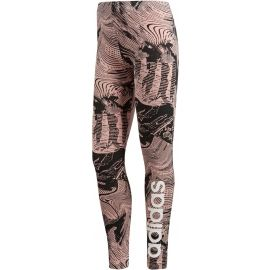 adidas WOMEN´S COMMERCIAL PACK AOP TIGHT - Damen Leggings
