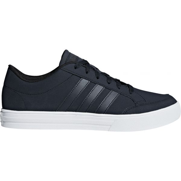 adidas VS SET fekete 10 - Férfi szabadidőcipő