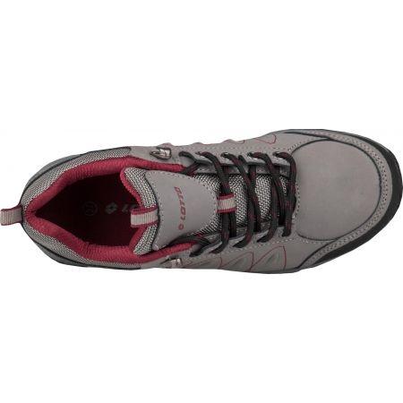 Дамски туристически обувки - Lotto DUHR - 4