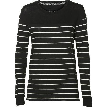 Dámské tričko - O'Neill LW ESS STRIPE RELAXED T-SHIRT - 1