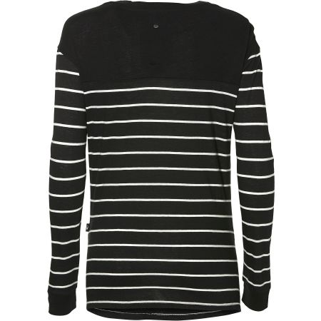 Dámské tričko - O'Neill LW ESS STRIPE RELAXED T-SHIRT - 2