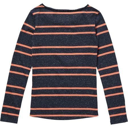 Тениска за момичета - O'Neill LG MOUNTAIN GAZE L/SLV T-SHIRT - 2