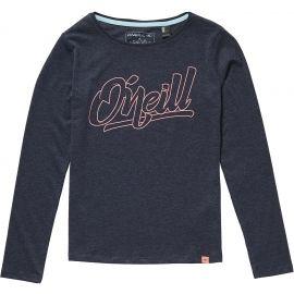 O'Neill LG NIGHT VIEW L/SLV T-SHIRT - Dívčí tričko