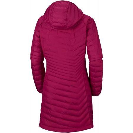 Dámský zimní kabát - Columbia POWDER LITE MID JACKET - 2
