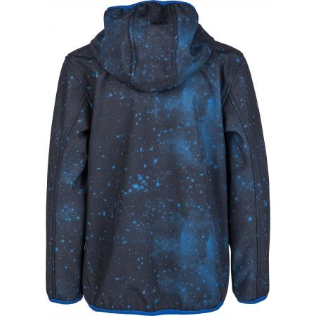 Chlapecká softshellová bunda - Umbro INAS - 3