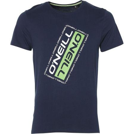 Pánské tričko - O'Neill LM SLANTED T-SHIRT - 1