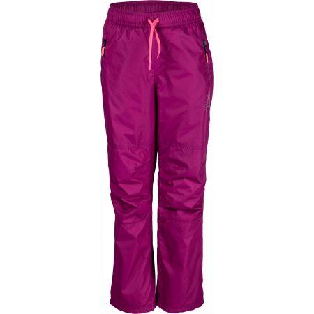 Detské zateplené nohavice - Lewro NILAN - 2