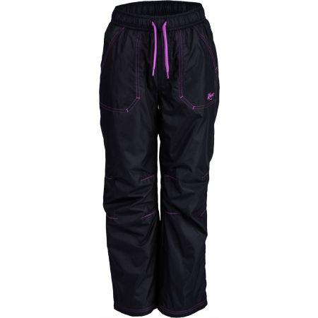 Detské zateplené nohavice - Lewro LEI - 2