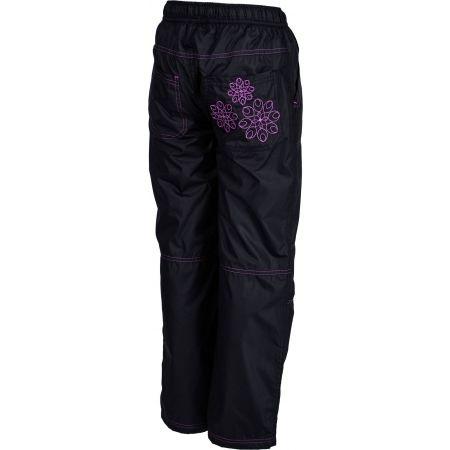 Detské zateplené nohavice - Lewro LEI - 3