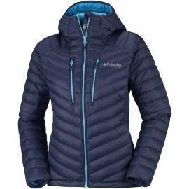 Columbia ALTITUDE TRACKER HOODED JACKET - Dámska bunda