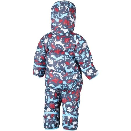 Costum iarnă copii - Columbia SNUGGLY BUNNY BUNTING - 5