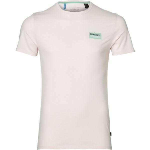 O'Neill LM WAVE CULT T-SHIRT fehér S - Férfi póló