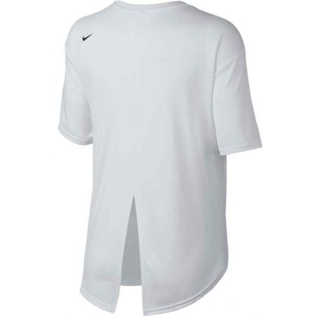 Dámske tričko - Nike NK DRY TOP SS MESH JDI GRX - 2