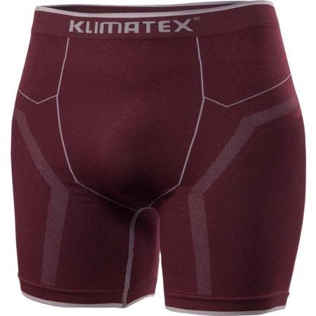 Pánské funkční bezešvé boxerky - Klimatex MARTON - 1