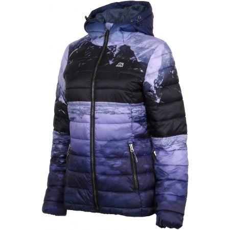 Dámská zimní bunda - ALPINE PRO AERA - 1