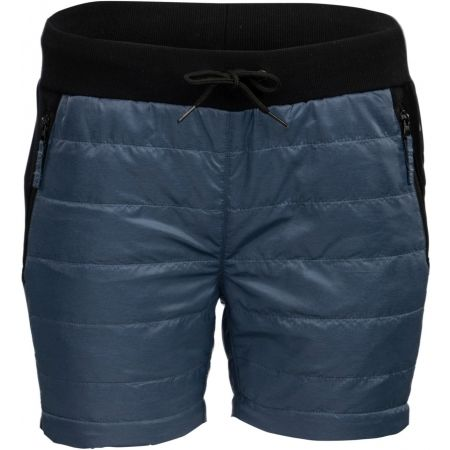 Women's insulated shorts - ALPINE PRO ABENO 2 - 1