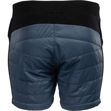 Women's insulated shorts - ALPINE PRO ABENO 2 - 2