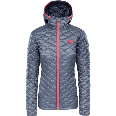 Dámská zateplená bunda - The North Face THERMOBALL HOODIE W - 1