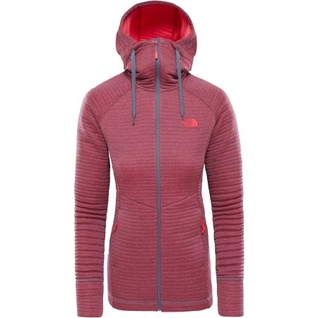 The North Face HIKESTELLER MIDLAYER SG W - Bluza damska