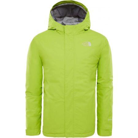 Dětská zateplená bunda - The North Face YOUTH SNOW QUEST JACKET - 3