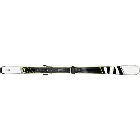 Unisex sjezdové lyže - Salomon 24 HOURS MAX + Z 12 WALK F80 - 3