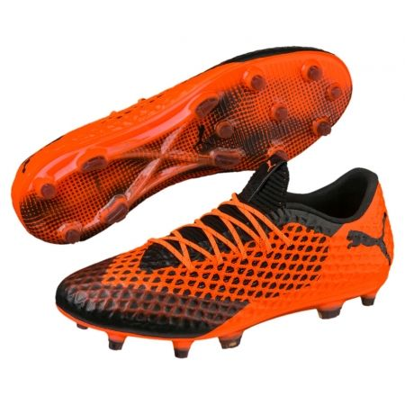 Puma FUTURE 2.1 NETFIT LOW FG AG - Men's football boots