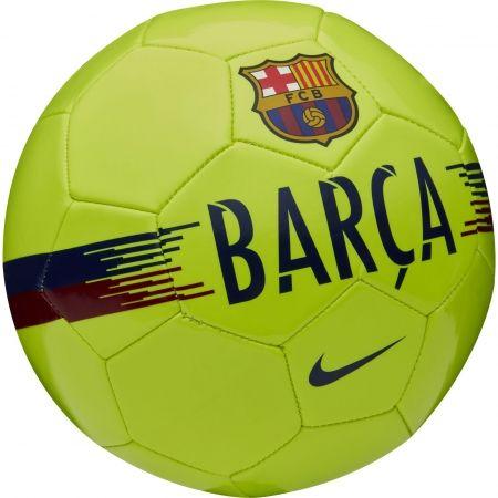 Fotbalový míč - Nike FC BARCELONA SUPPORTERS - 1