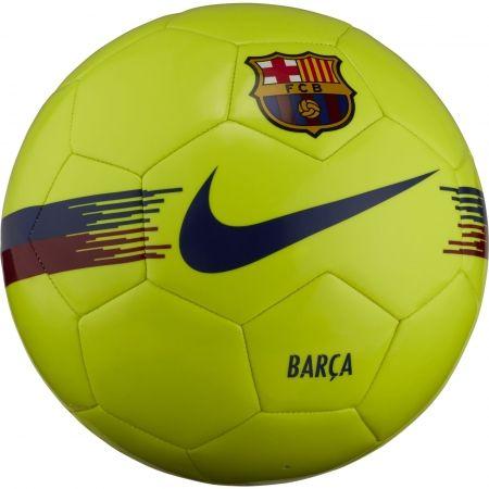 Fotbalový míč - Nike FC BARCELONA SUPPORTERS - 2