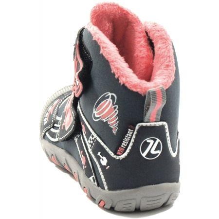 Detská obuv - Junior League ABDON 2 HIGH - 10