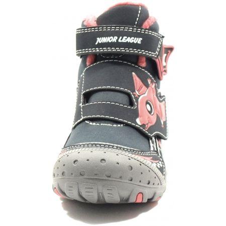 Detská obuv - Junior League ABDON 2 HIGH - 8