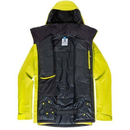 Мъжко ски яке - Salomon STORMRACE JKT M - 4