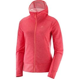 Salomon RIGHT NICE MID HOODIE W - Дамски суитшърт