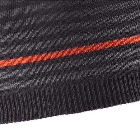 Зимна шапка - Salomon FLATSPIN SHORT BEANIE - 5