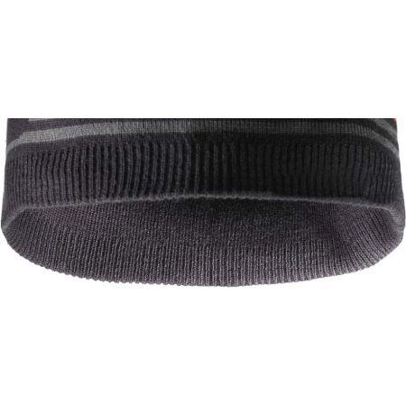 Зимна шапка - Salomon FLATSPIN SHORT BEANIE - 4