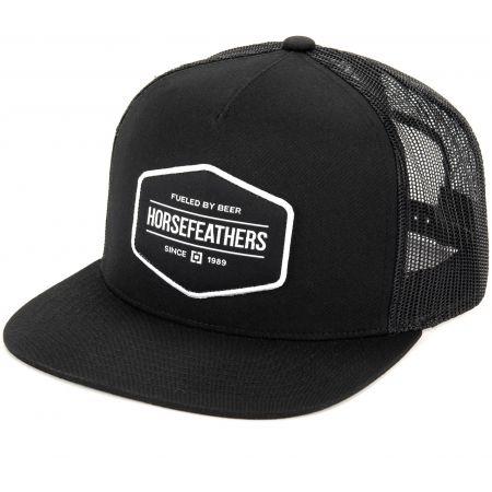Pánská truckerka - Horsefeathers CONVOY CAP - 1