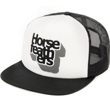 Мъжка trucker шапка - Horsefeathers CRAPS CAP - 1