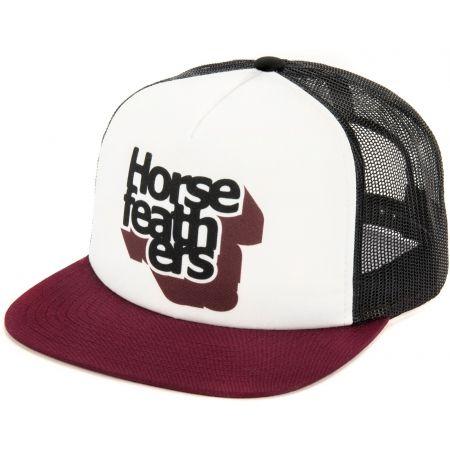 Pánska truckerka - Horsefeathers CRAPS CAP - 1